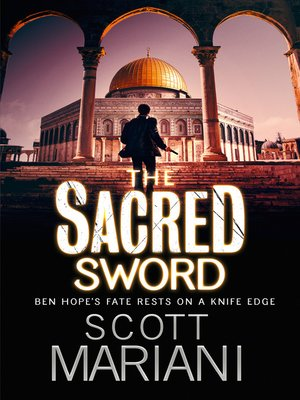 cover image of The Sacred Sword