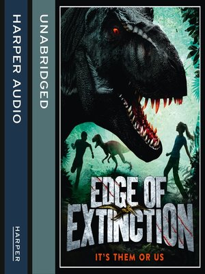 cover image of Edge of Extinction - The Ark Plan