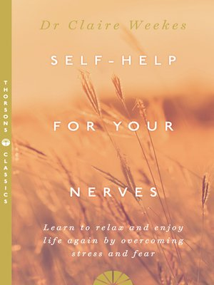 cover image of Self-Help for Your Nerves