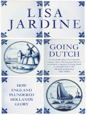 cover image of Going Dutch