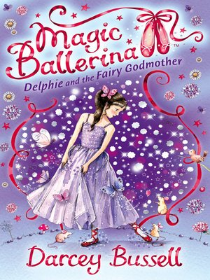 cover image of Delphie and the Fairy Godmother