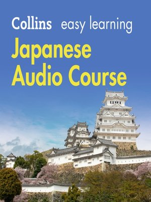 cover image of Easy Learning Japanese Audio Course