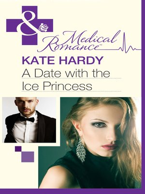 cover image of A Date with the Ice Princess