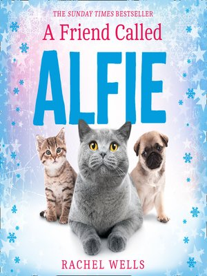 cover image of A Friend Called Alfie (Alfie series, Book 6)