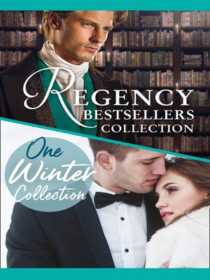 cover image of The Complete Regency Bestsellers and One Winters Collection