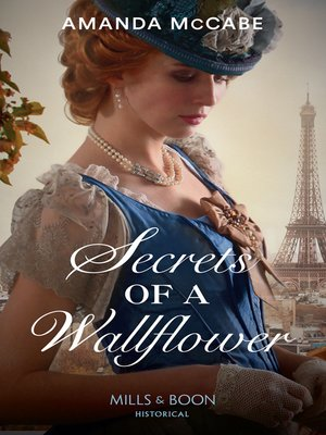 cover image of Secrets of a Wallflower