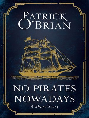 cover image of No Pirates Nowadays