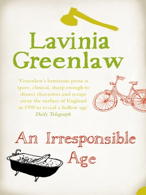 cover image of An Irresponsible Age