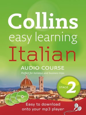 cover image of Italian Easy Learning, Level 2
