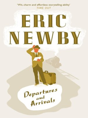 cover image of Departures and Arrivals