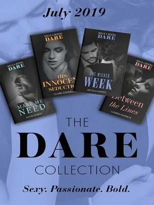 cover image of The Dare Collection July 2019