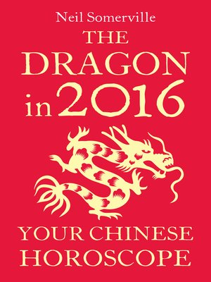 cover image of The Dragon in 2016