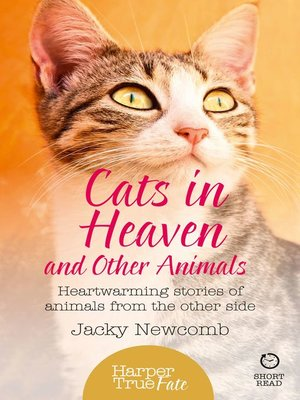 cover image of Cats in Heaven