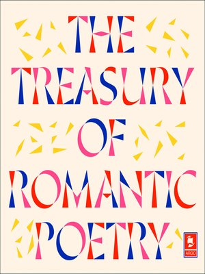 cover image of The Treasury of Romantic Poetry