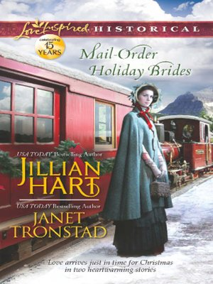 cover image of Mail-Order Holiday Brides