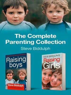 cover image of The Complete Parenting Collection