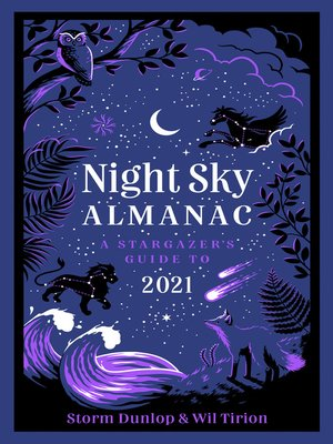 cover image of Night Sky Almanac