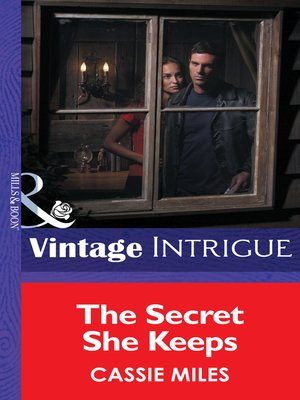 cover image of The Secret She Keeps