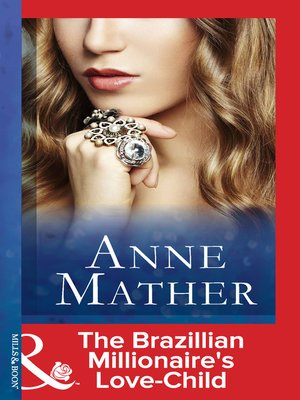 cover image of The Brazilian Millionaire's Love-Child
