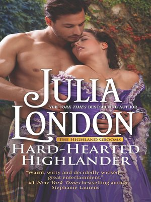 cover image of Hard-Hearted Highlander