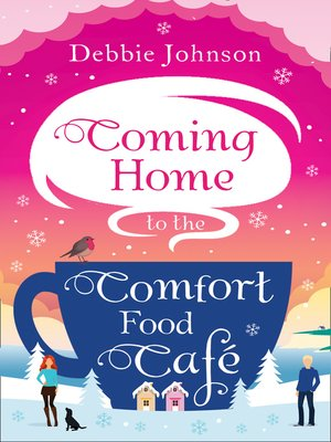 cover image of Coming Home to the Comfort Food Café
