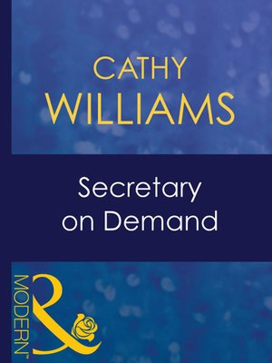 cover image of Secretary on Demand