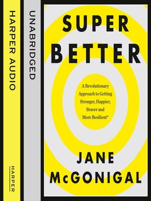 cover image of SuperBetter