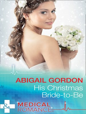cover image of His Christmas Bride-To-Be