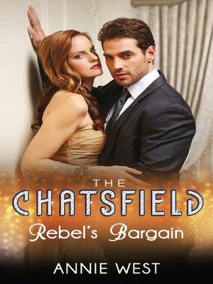 cover image of Rebel's Bargain