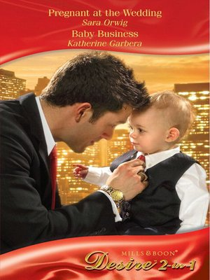 cover image of Pregnant at the Wedding / Baby Business