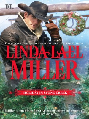 cover image of Holiday in Stone Creek