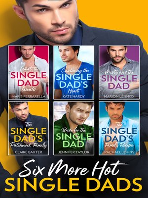 cover image of Six More Hot Single Dads!