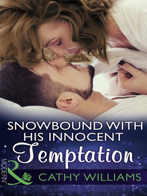 cover image of Snowbound With His Innocent Temptation