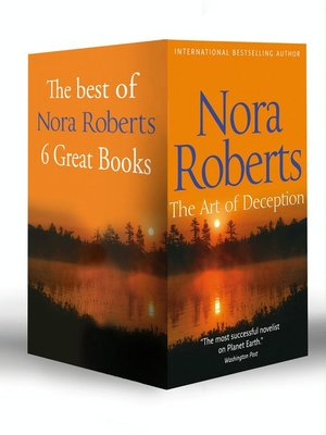 cover image of Best of Nora Roberts Books 1-6