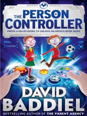 cover image of The Person Controller