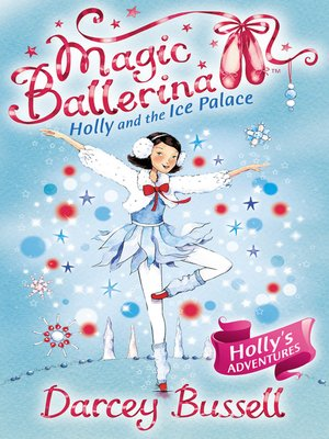cover image of Holly and the Ice Palace