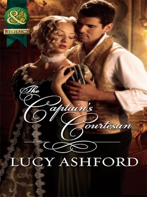 cover image of The Captain's Courtesan