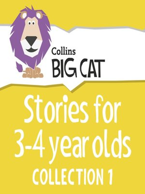 cover image of Stories for 3 to 4 year olds: Collection 1
