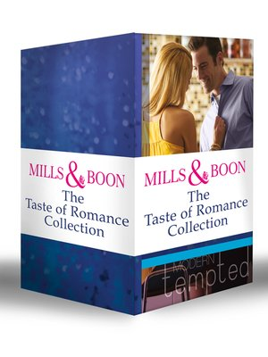 cover image of The Taste of Romance Collection