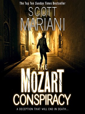 cover image of The Mozart Conspiracy