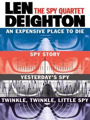 cover image of The Spy Quartet
