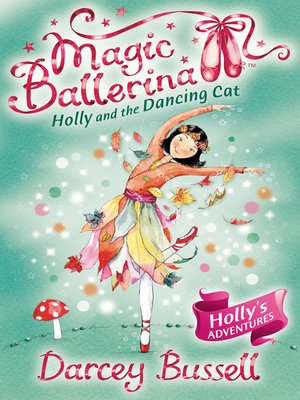 cover image of Holly and the Dancing Cat