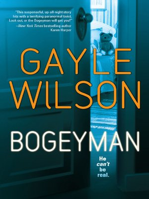 cover image of Bogeyman