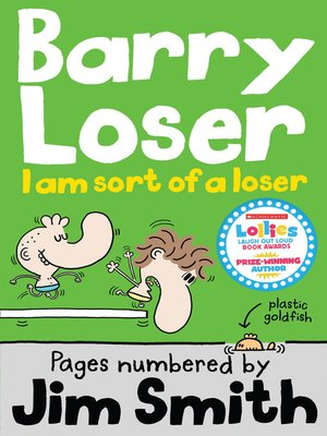 cover image of I am sort of a Loser