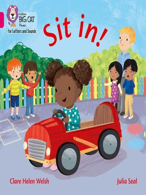 cover image of Collins Big Cat Phonics for Letters and Sounds – Sit in!