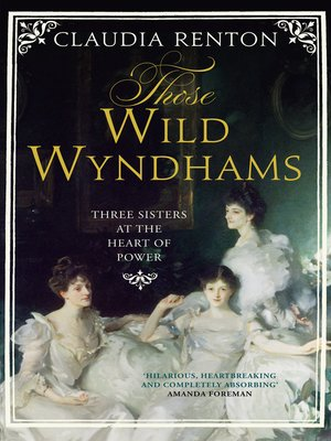 cover image of Those Wild Wyndhams