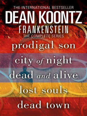 cover image of Dean Koontz's Frankenstein