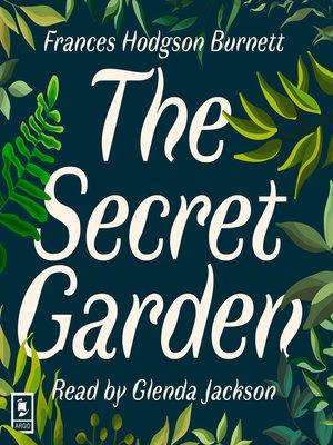 cover image of The Secret Garden (Argo Classics)