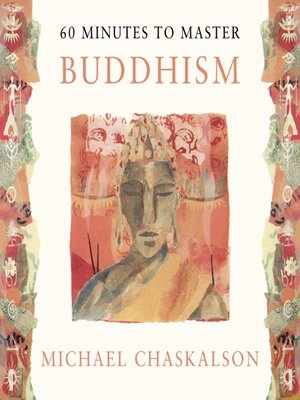 cover image of 60 MINUTES TO MASTER BUDDHISM