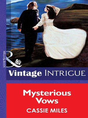 cover image of Mysterious Vows
